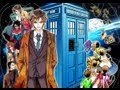 The Doctor (anime style)