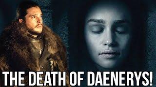 Game of thrones : the death of daenerys targaryen