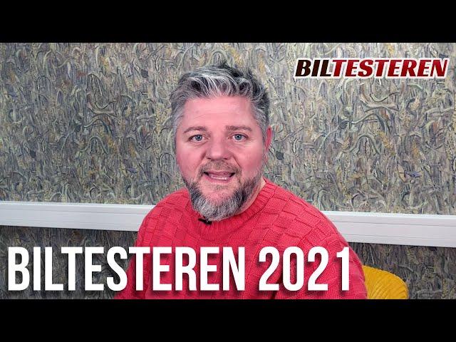 Biltesteren 2021 (hyggevideo)