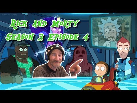 Rick and Morty   Season 3 Episode 4 Vindicators 3: The Return of Worldender  React
