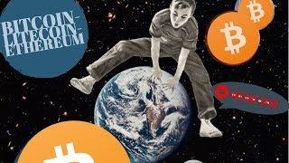 Bitcoin Live Trading- Ethereum & Litecoin Technicals- ALT SEASON DEAD?! ( ARCANE BEAR)