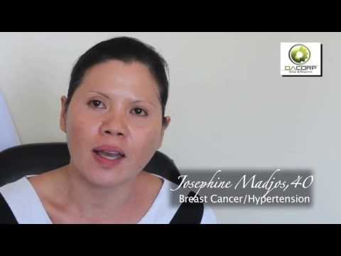 Testimony From a Breast Cancer Survivor (English translation below)