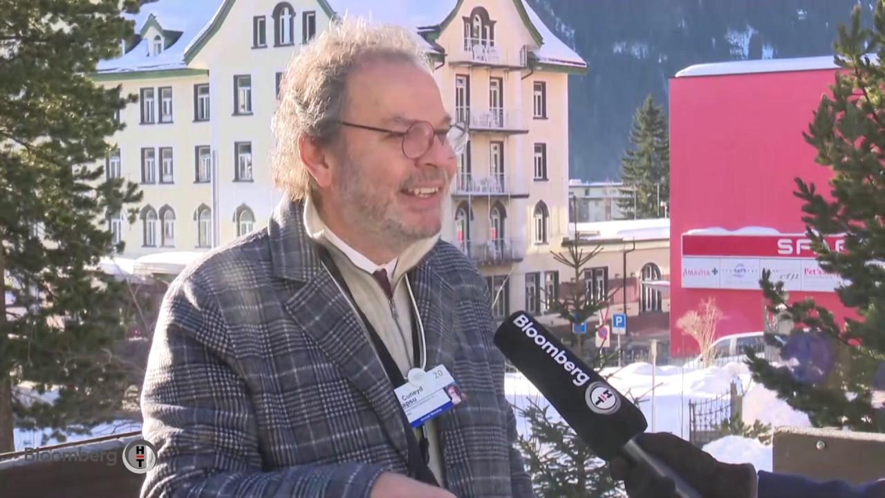Davos 2020 - Cüneyd Zapsu - YouTube