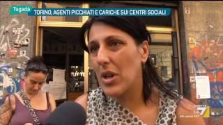Tagadà - Movida Torino, gli scontri tra agenti e centri sociali (Puntata 21/06/2017) thumbnail