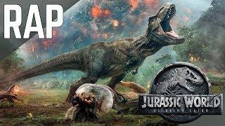 Rap De Jurassic World 2: El Reino Caído EN ESPAÑOL (UNIVERSAL STUDIOS) || Frikirap || CriCri :D