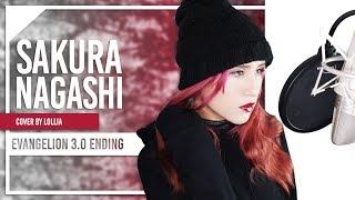 Gambar cover Evangelion 3.0 ENDING - Sakura Nagashi (TV SIZE) - Cover by Lollia