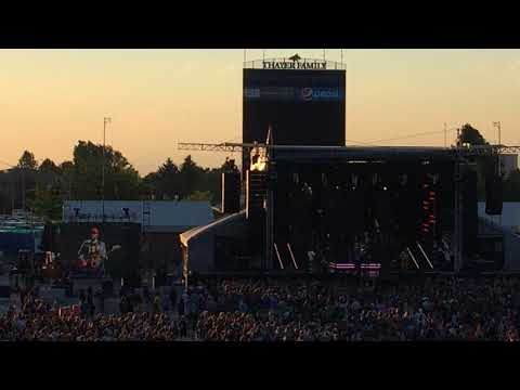 Imagine Dragons - Radioactive (Live in Bozeman MT 7-26-18)