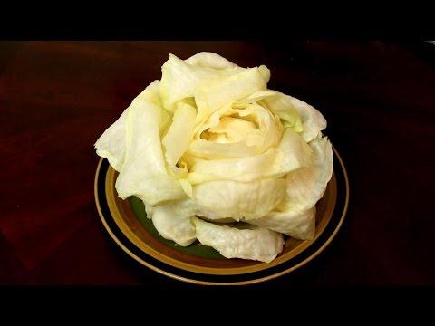 Белокочанная капуста. Блюда из белокочанной капусты