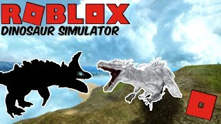 Roblox Dinosaur Simulator - Mystery Skin REVEALED! + Random Gameplay!