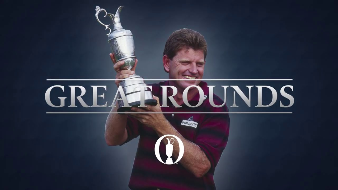 Nick Price at Turnberry | Great Open Rounds