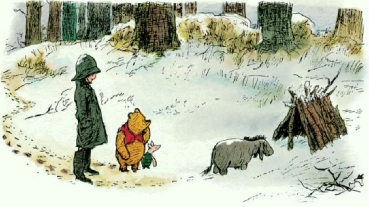 The House at Pooh Corner by A.A. Milne » Video » Surfnetkids