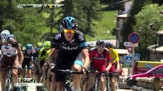 Critérium du Dauphiné 2015 – Race summary – Stage 5 (Digne-les-Bains / Pra-Loup)