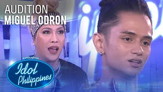 Miguel Odron -  Weak | Idol Philippines 2019 Auditions