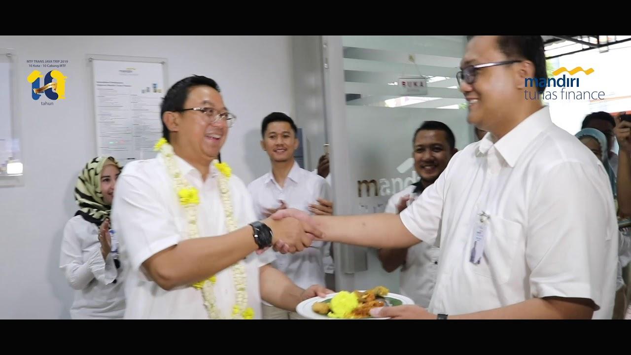 Mandiri Tunas Finance Trip Trans Java 2019 - YouTube