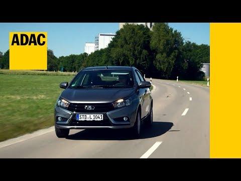 Autotest Lada Vesta I ADAC 2017