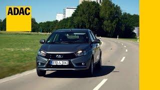 видео Lada Vesta
