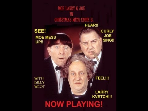 The Lost 3 Stooges Christmas Part 1  The Three Stooges Lost Xmas tapes Part 1