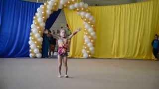 Художественная гимнастика для дошкольников
