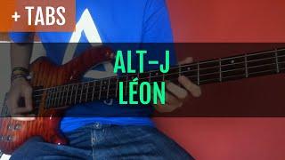 Скачать Alt J Léon Bass Cover With TABS And Cat