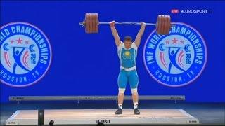 2015 World Weightlifting Championships. men 105kg \ Чемпионат мира мужчины до 105кг
