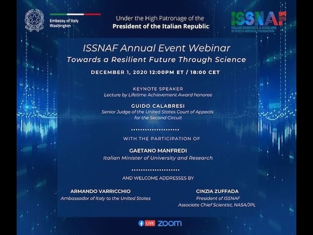 2020 ISSNAF Annual Event