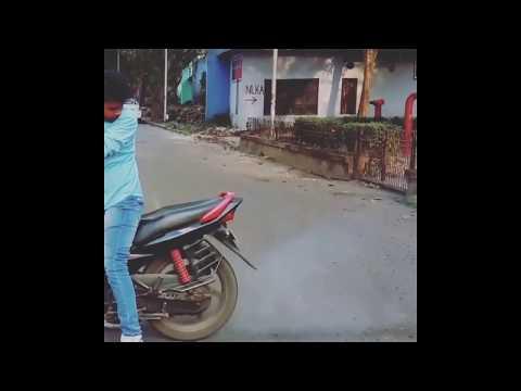BEST BURNOT | HONDA DREAM YUGA | AMAZING VIDEO | DRAG RACE | PULSAR | APACHE | MOTOVLOGGING