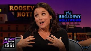 Julia Louis-Dreyfus Surfaced in Hillary Clinton's E-mails