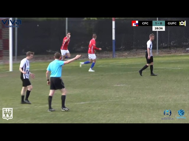 NPL Capital Football Highlights presented by Club Lime - Round 18 | CFC 3 - 1 GUFC