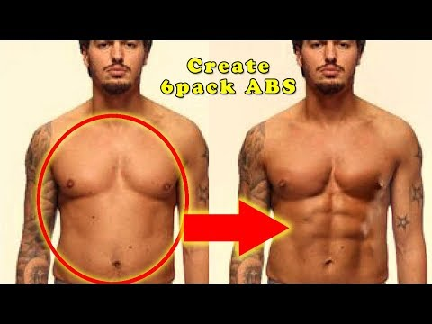 Create Six Pack ABS in Photoshop | PHOTOSHOP TUTORIAL thumbnail