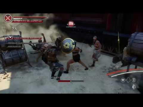 Ryse son of rome - gladiador invencível