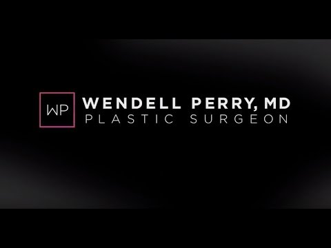 Brazilian Butt Lift For Thin Patients  Call Dr. Wendell Perry Today! 305-754-0750