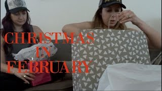 Christmas in February! Vlog | Feb 2-7