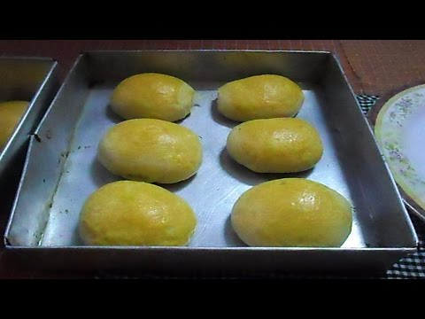 Resep dan Cara Membuat Roti Isi Kacang Hijau Sederhana