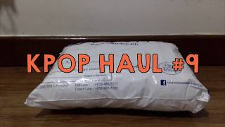 kpop haul 9 sf9 knk boys24 teen top seventeen