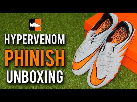 Nike Hypervenom Phinish Unboxing
