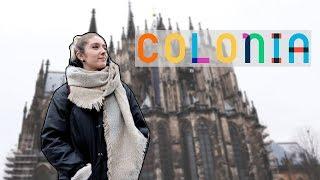 COLONIA | ¿por qué hay un culo en el Ayuntamiento? ¿de qué color era la Catedral? | AndyGM