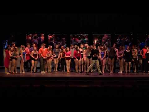2018-04-27 A Chorus Line - Garnet Cast - Friday night