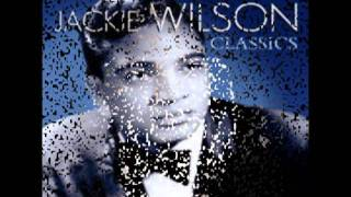 "Jackie Wilson~ ""TO BE LOVED"""