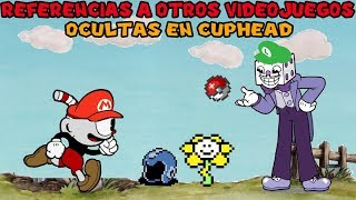 Referencias a Otros Videojuegos Ocultas en Cuphead - Pepe el Mago