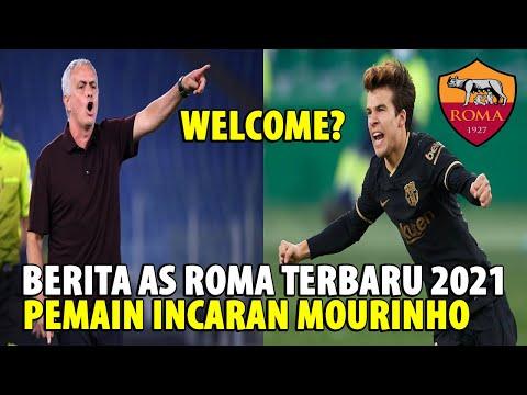 BERITA AS ROMA 2021