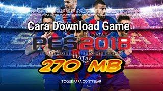 [207mb] Cara download PES 2018