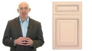 Niron Depot Presents The Fabuwood Wellington Ivory Kitchen Cabinet