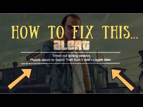 HOW TO FIX : TIME OUT LOCATION | GTA 5