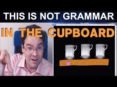 Cupboard Compound Word Learn English - Compound Words - Kitchen Vocabulary - Kitchen Idioms