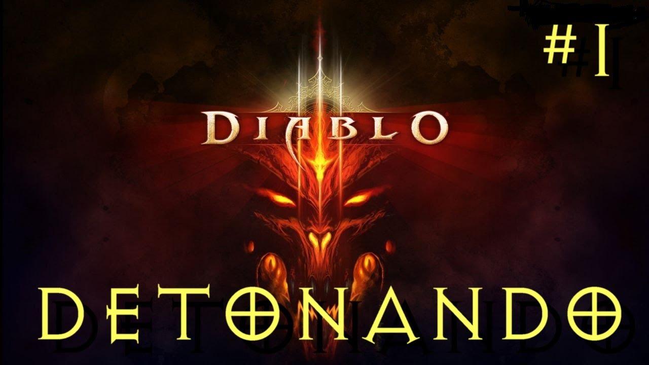 Detonando Diablo 3 - O Ínicio! [Parte 1] (PT-BR)