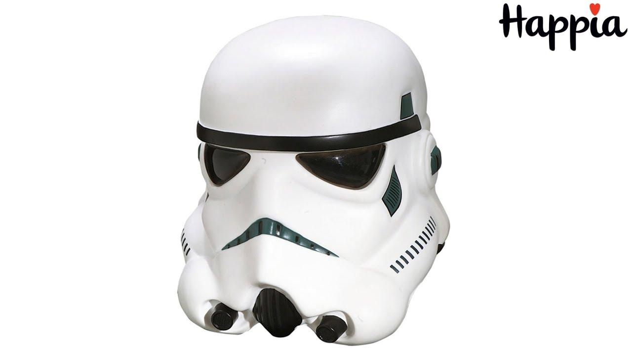 Шлем Штурмовика Star Wars / Обзор - YouTube