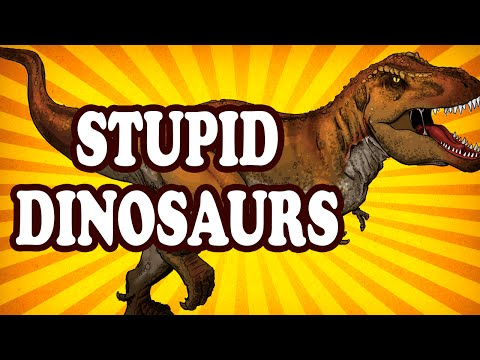 Top 10 Stupidest Looking Dinosaurs