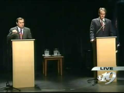 The Great American Political Debate - Perriello (D) Hurt (R) 5th District 2010 U.S. House Election