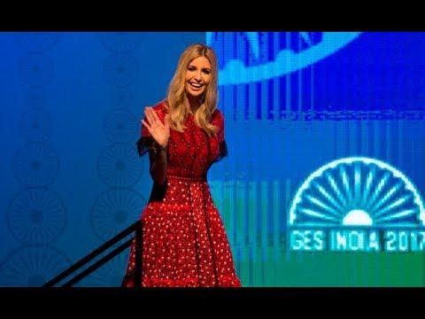 Ivanka Trump beats expectations at summit in India