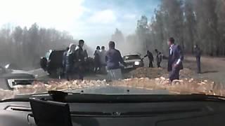 Авария перед свадьбой Accident before wedding